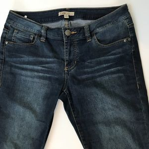 CAbi Johnny Cropped Jeans Size 4
